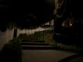 Downlighting onto steps